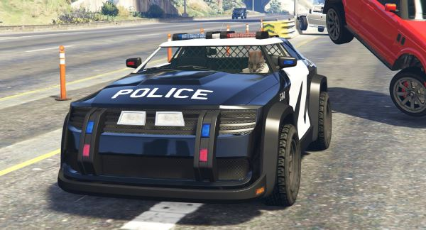 Zootopia ZPD Cruiser [Add-On | Livery] 1.1 для GTA 5