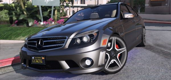 2014 Mercedes-Benz C63 AMG W204 [Add-On / Replace | Tuning] для GTA 5