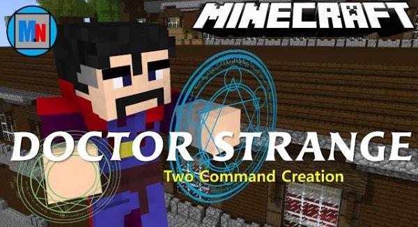 Doctor Strange для Майнкрафт 1.11