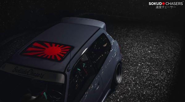 Honda Civic EG6 Stance [Tuning / Template] 1.1 для GTA 5