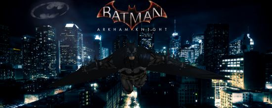 NoDVD для Batman: Arkham Knight v 1.6.2.0