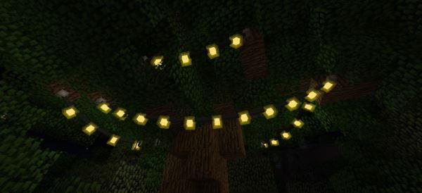 Fairy Lights для Майнкрафт 1.11
