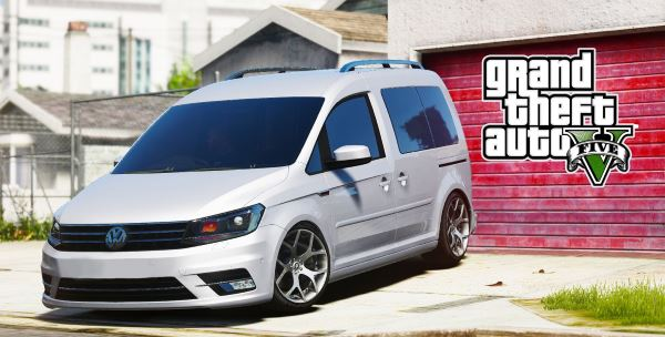 2016 Volkswagen Caddy для GTA 5