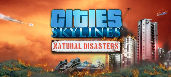 NoDVD для Cities: Skylines - Natural Disasters v 1.6.1.f2