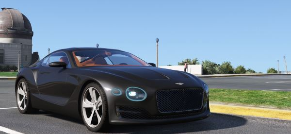 Bentley EXP 10 Speed 6 [Add-On / Replace] 2.0 для GTA 5