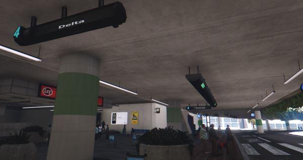 Grand Theft Heathrow для GTA 5