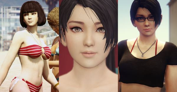 Momiji from Dead or Alive [Add-On/Replace] для GTA 5