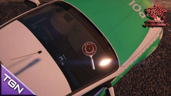 BMW F10 Polizei Bayern для GTA 5