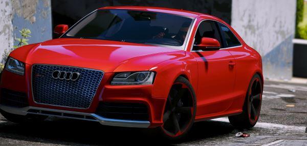 Audi RS5 2011 [Add-On Replace] 1.01 для GTA 5