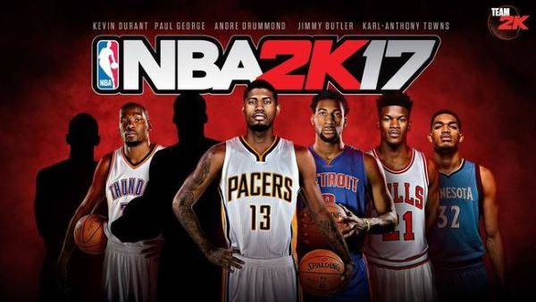 Патч для NBA 2K17 v 1.07