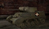 M5 Stuart #4 для игры World Of Tanks