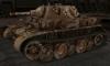 Pz II Luchs #3 для игры World Of Tanks