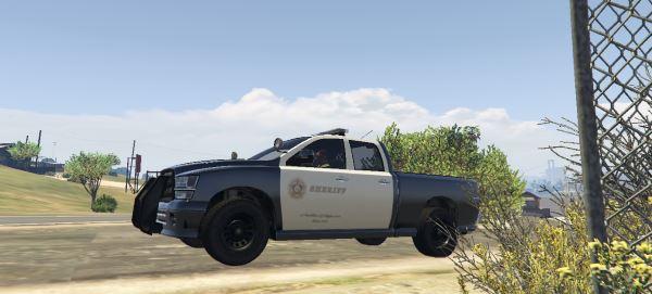 LSSD Bravado Bison для GTA 5