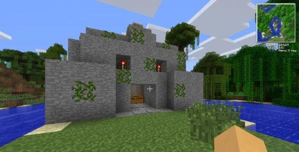 Ruins для Майнкрафт 1.11