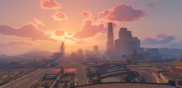 Grand Theft Auto V: San Andreas [ALPHA] v 0.1 для GTA 5