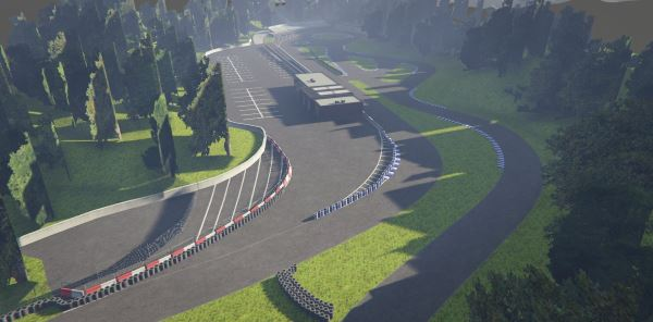 Meihan Circuit - FiveReborn / MultiFive для GTA 5