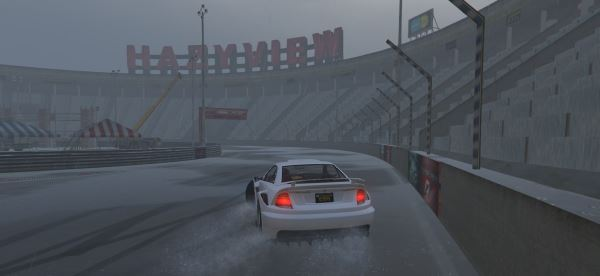 NFS Shift 2: Hazyview Drift Track для GTA 5
