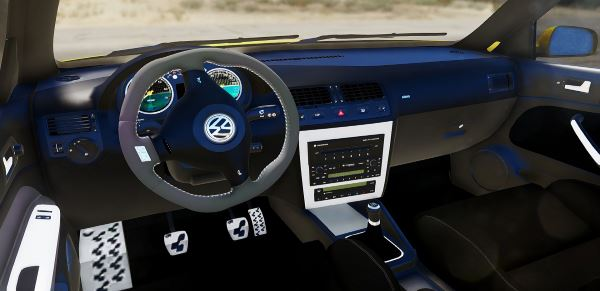 Volkswagen Golf Mk4 для GTA 5