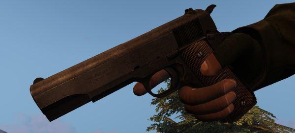 Used & Abused 1911 для GTA 5