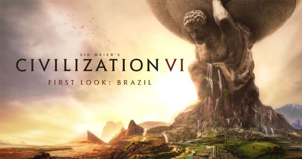 NoDVD для Sid Meier's Civilization VI Update v 1.0.0.56