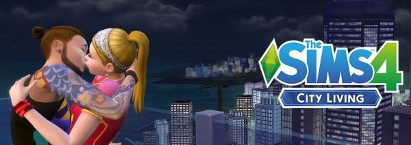 Кряк для The Sims 4: City Living v 1.25.136.1020