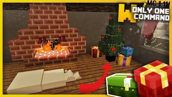 Christmas Decorations для Майнкрафт 1.11