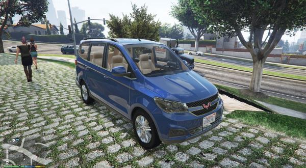 Wuling Hong Guang S1 [Add-On] для GTA 5