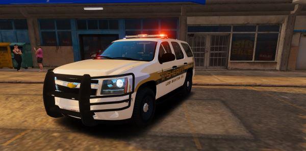 2014 Chevy Tahoe [ELS] 1.1.0 для GTA 5