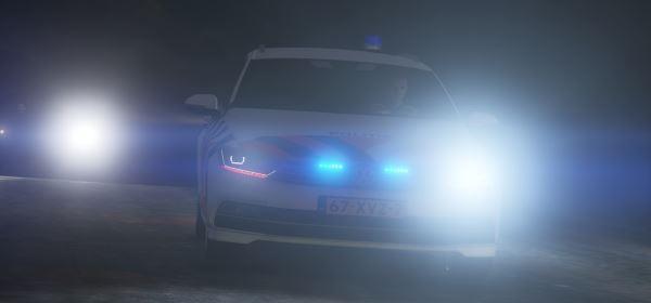 [ELS] Verkeers Politie Volkswagen Passat (Dutch Traffic Police) для GTA 5