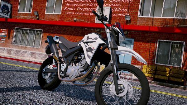 Yamaha XT660 2016 для GTA 5