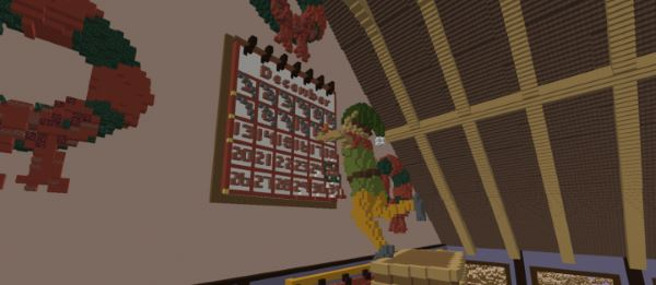 Santa's Workshop для Майнкрафт 1.11.2