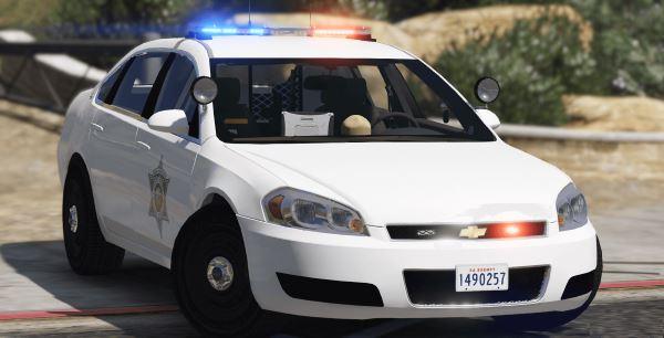 SA State Parks Impala 0.3 для GTA 5