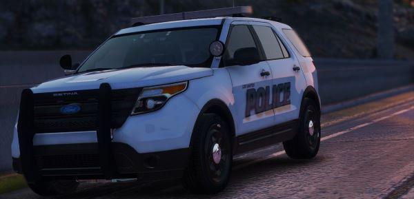 2013 Los Santos Police FPIU 0.1 для GTA 5