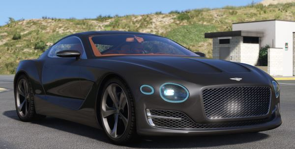 Bentley EXP 10 Speed 6 [Add-On / Replace] 2.0c для GTA 5