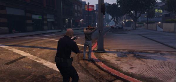Arrest Peds V (Police mech / cuffs) 1.0.1 для GTA 5