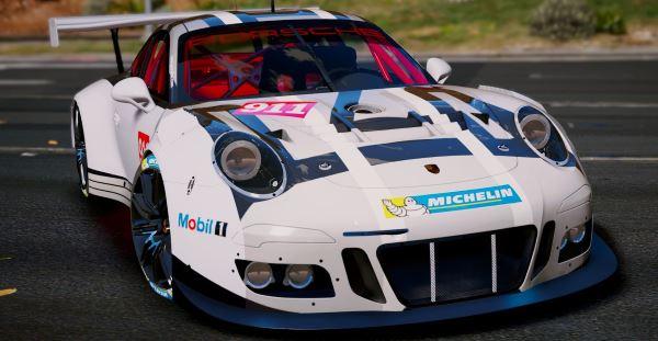 Porsche 911 GT3 R [Add-On] для GTA 5
