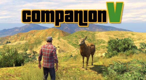 CompanionV 1.1 для GTA 5