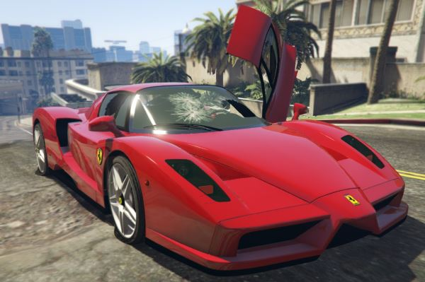 Ferrari Enzo [Add-On / Replace] 6.0 для GTA 5