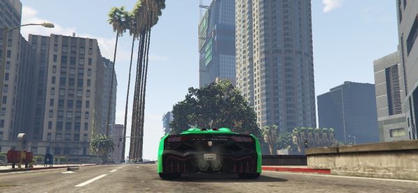 Object Spawn Unlocker 1.1 для GTA 5