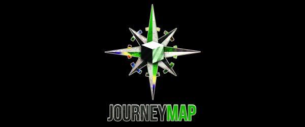 JourneyMap для Майнкрафт 1.11.2