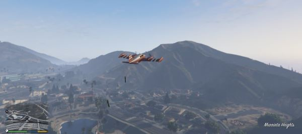 Carpet Bomber 1.2.4 для GTA 5