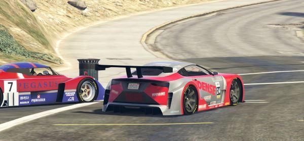 Impromptu Races 1.8c для GTA 5