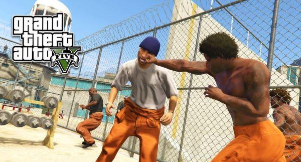 Prison Life 0.5 [ALPHA] для GTA 5