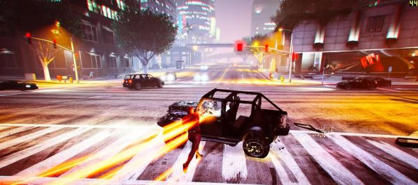 The Flash v 1.2 для GTA 5