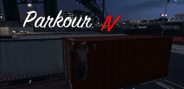 ParkourIV 1.1 для GTA 5