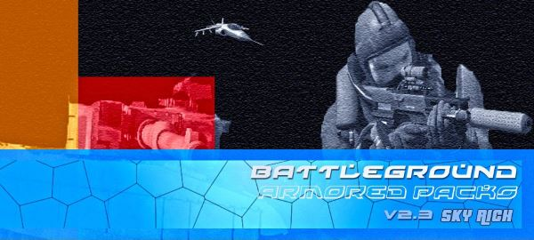 Battleground: Armored Packs v 2.3.7 Rev.2 для GTA 5