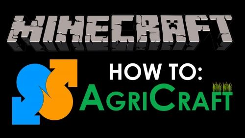 AgriCraft для Майнкрафт 1.10.2
