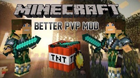 Better PvP для Майнкрафт 1.11.2