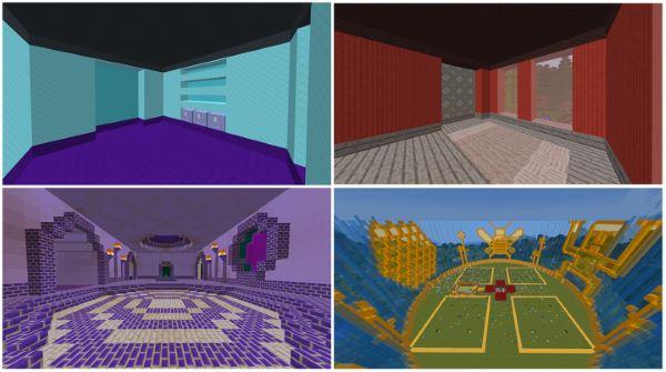 WallpaperCraft для Майнкрафт 1.10.2