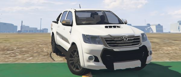 2015 Toyota Hilux Limited Edition для GTA 5